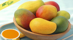 ABC Fruits Yellow Concentrate Totapuri Mango, Packaging Size: 215 Kgs