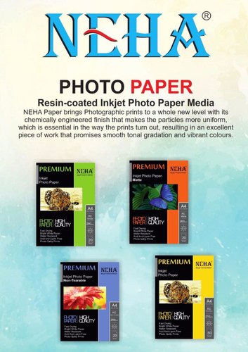PHOTO PAPER - Neha Photo Paper 180gsm 4x6 Wholesale Trader