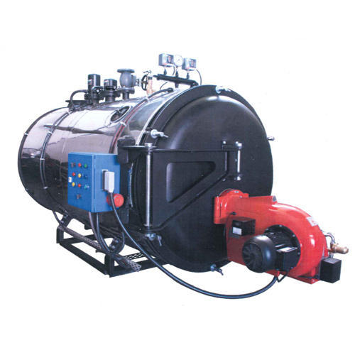 Oil and Gas Fired Hot Water Boiler, Hot Water Boiler System, हॉट ...