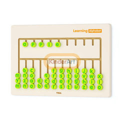Wall Toy- Learning Alphabet