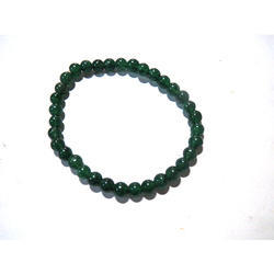 Green Aventurine Gemstone Beads Bracelet