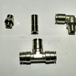 Metal Push Fitting