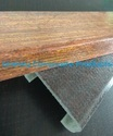 FRP Garden Bench Strips (U channel)