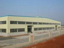 MS Modular, Prefab Mild Steel Industrial Sheds