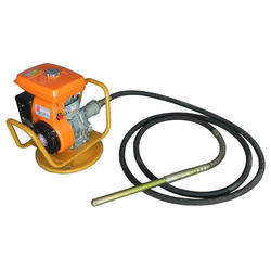 Semi Automatic Concrete Vibrator