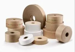 Automatic Adhesive Custom Printed Kraft Paper Tape for Packing & Wrapping