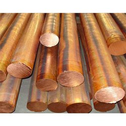 Copper Nickel Cu-Ni 90/10 (C70600) Round Bars
