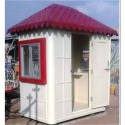 Portable Security Cabin 4X6 FT