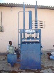 Hydraulic Coir Baling Press Machine