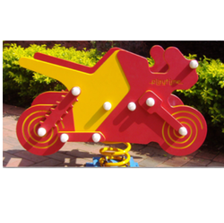 Arihant Playtime - Racer Spring Rider