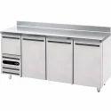 SS Undercounter Refrigerator