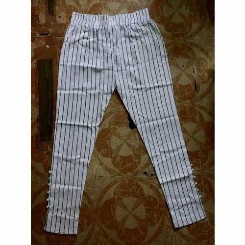 Cigarette Pants