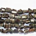 Hessonite Garnet Gomed Gemstone Faceted Tumble Stone Beads