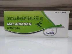 Malariaban