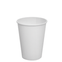 Eco Sense White And Brown Disposable Coffee Cup, For Event And Party Supplies