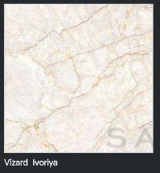 Vizard Ivoriya Polished Glazed Vitrified Tile