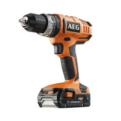 AEG BSB 18G2 LI-152C Metal Chuck Percussion Drill-13 mm