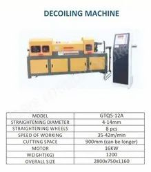 Decoiling Machine