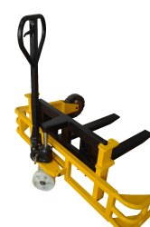 AAK Lift Hand Operated Terrain Pallet Truck, For Manual