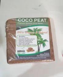Coco Peat Laminate Block