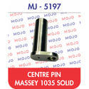 Massey 1035 Solid Center Pin