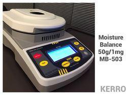 Halogen Moisture Analyzer/Balance