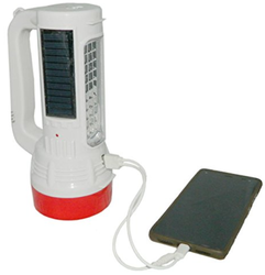 Solar Royal Lamp with DC Charger