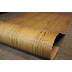 GREENPLY Brown Teak Veneer Plywood, Matte, Thickness: 4MM