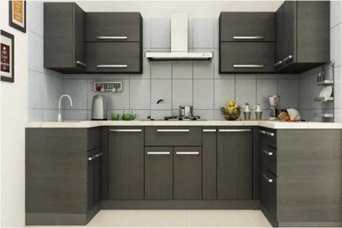 Furniture Pride U Shape Aluminium, Aluminium Kitchen Cabinet Design India
