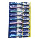 Soft Plastic Toothbrush, Pack Size: 12piece