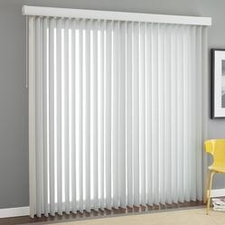 PVC White Horizontal Blind for Window