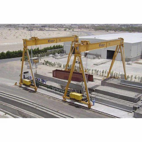Natural Crane Rail CR 100, Shree Om Steel Enterprises | ID