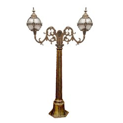 Heritage Lamp Post Cast Aluminium