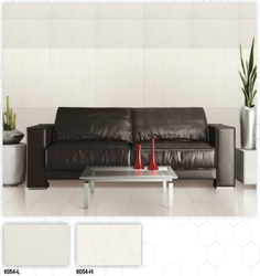 6054 (L, H) Hexa Ceramic Digital Wall Tiles