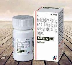 Tafero-EM Tenofovir Alafenamide and Emtricitabine Tablets