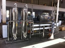 Turnkey Mineral Water Plant, 20 Hp