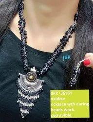 Oxidized Jewellery, Size: Free Size