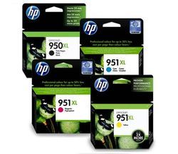 HP 951xl Colour Ink Cartridge