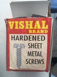 Hardened Metal Screw