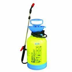 Sunshine Green 5 Ltr Low Pressure Sprayer