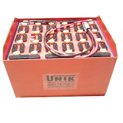 Unik Traction Battery With Cable Connectors, 2 V