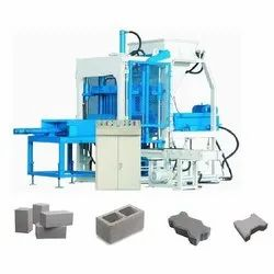CI 320 Fully Automatic Multi Function Block Making Machine