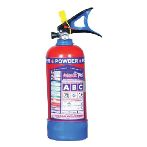 Attack Fire 90% 2Kg Dry Powder Fire Extinguisher