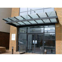 Glass Outdoor Canopies