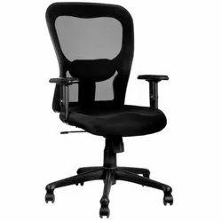 A1025 Medium Back Revolving Chair