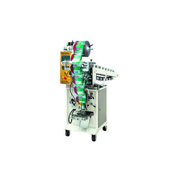 Potato Chips Packing Machines with Tray Conveyor