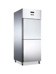 2 Door Reach In Refrigerator (625 ltrs.)