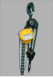 Non Spark Chain Pulley Block 7.5t X 3mtrs Lift