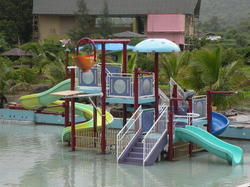 Water Park Multi Play Station