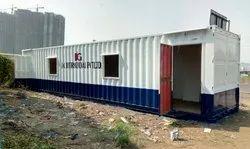 Portable Building Cabin